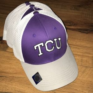 NWT Texas Christian University Horned Frogs  Hat